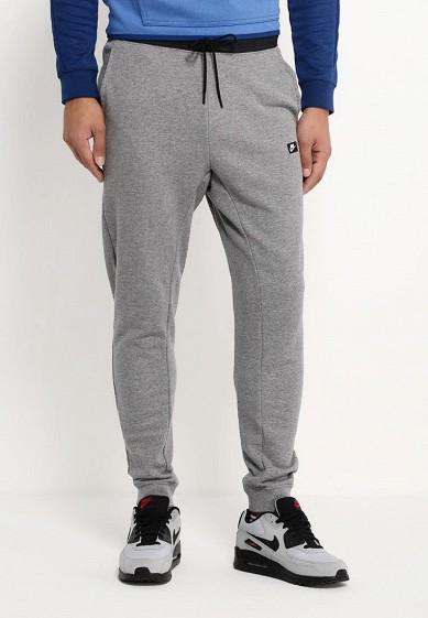 Купить Брюки спортивные Nike - цвет: серый, Малайзия, NI464EMJFQ66