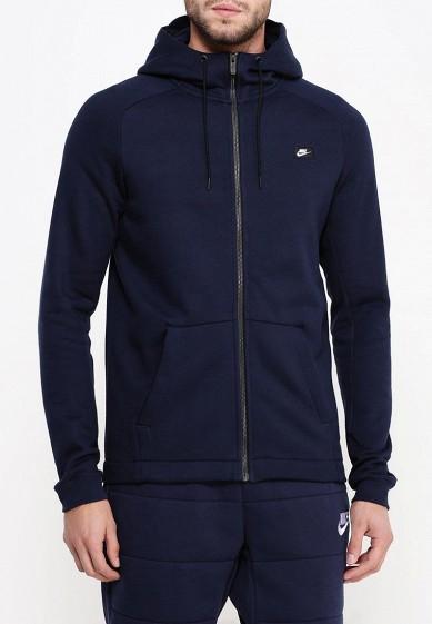 Купить Толстовка Nike - цвет: синий, Китай, NI464EMJFV38