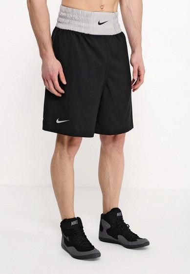 Купить Шорты спортивные Nike - цвет: черный, Китай, NI464EMJNF26