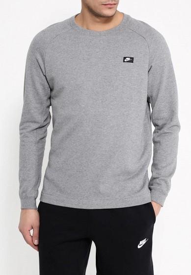 Купить Свитшот Nike - цвет: серый, Камбоджа, NI464EMPKO57