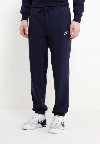 Купить Брюки спортивные Nike - цвет: синий, Китай, NI464EMPKO66