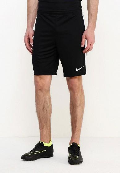 Купить Шорты спортивные Nike - цвет: черный, Индонезия, NI464EMRYT53