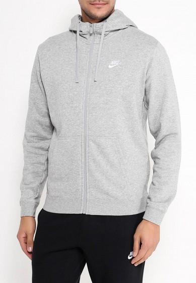 Купить Толстовка Nike - цвет: серый, Китай, NI464EMRYT95