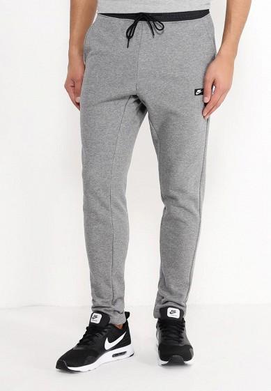 Купить Брюки спортивные Nike - цвет: серый, Малайзия, NI464EMRYU07