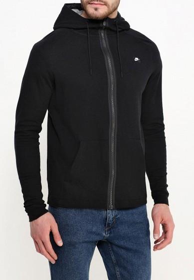 Купить Толстовка Nike - цвет: черный, Малайзия, NI464EMRYV28