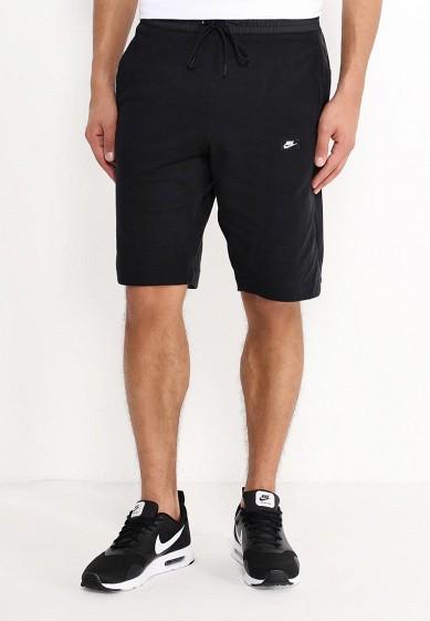 Купить Шорты спортивные Nike - цвет: черный, Малайзия, NI464EMRYV85