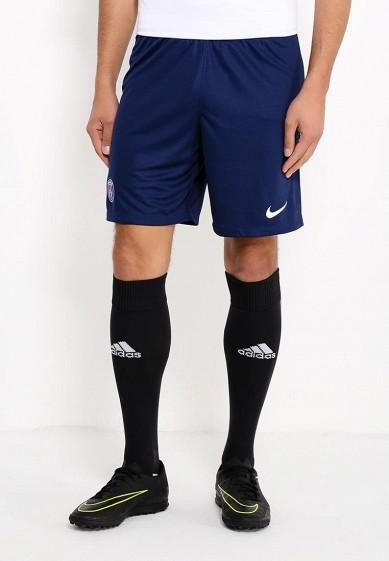 Купить Шорты спортивные Nike - цвет: синий, Таиланд, NI464EMRYY23