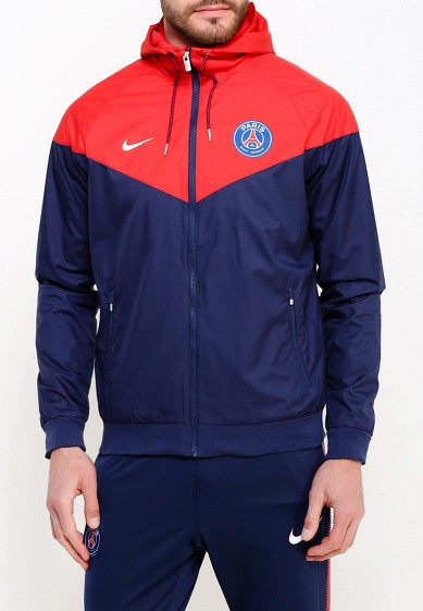 Купить Ветровка Nike - цвет: синий, Вьетнам, NI464EMRZA40