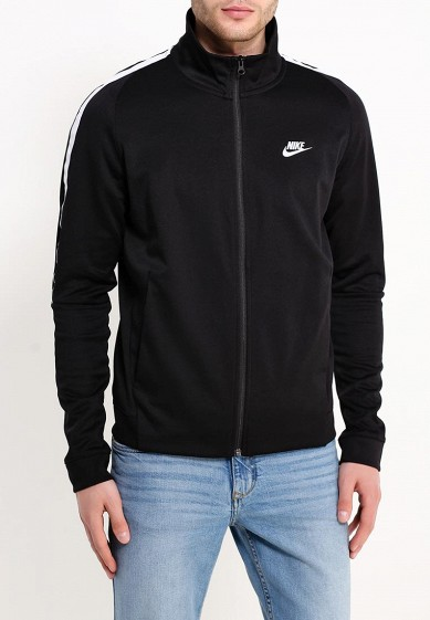 Купить Олимпийка Nike - цвет: черный, Китай, NI464EMUGQ10