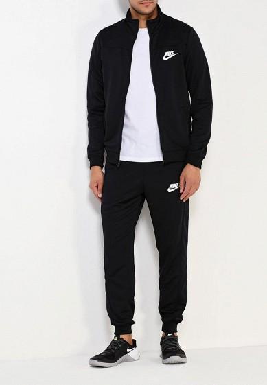 Купить Костюм спортивный Nike - цвет: черный, Индонезия, NI464EMUGQ66