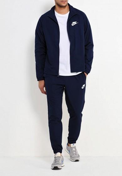 Купить Костюм спортивный Nike - цвет: синий, Вьетнам, NI464EMUGQ74