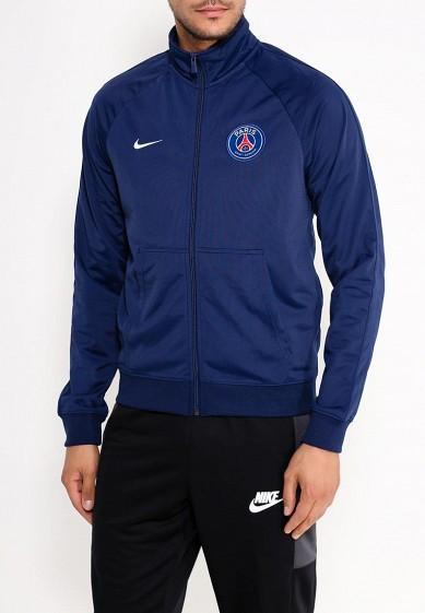 Купить Олимпийка Nike - цвет: синий, Индонезия, NI464EMUGR07