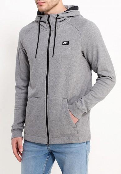 Купить Толстовка Nike - цвет: серый, Камбоджа, NI464EMUGS37