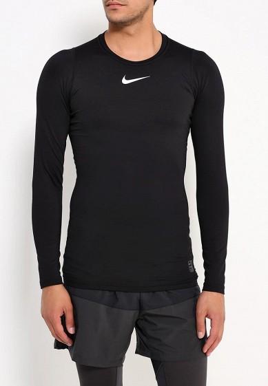 Купить Лонгслив компрессионный Nike - цвет: черный, Шри-Ланка, NI464EMUGT15