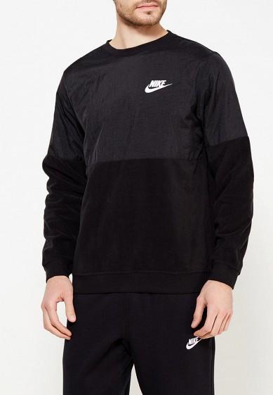 Купить Свитшот Nike - цвет: черный, Китай, NI464EMUHA50
