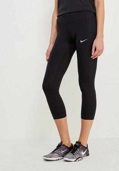 Купить Тайтсы Nike - цвет: черный, Вьетнам, NI464EWAADS6