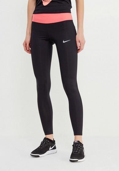 Купить Тайтсы Nike - цвет: черный, Вьетнам, NI464EWAADS7