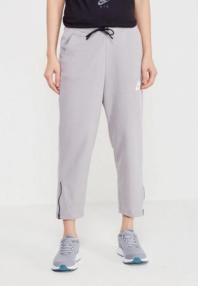 Купить Брюки спортивные Nike - цвет: серый, Малайзия, NI464EWAAEG1