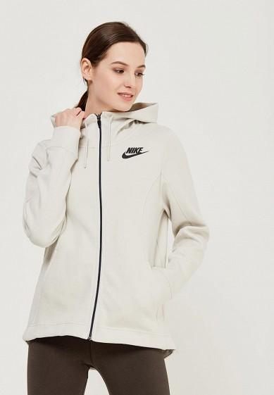 Купить Толстовка Nike - цвет: бежевый, Китай, NI464EWAAEH1