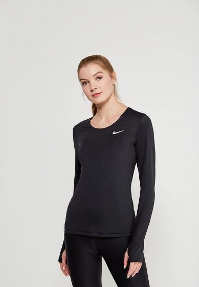 Купить Лонгслив спортивный Nike - цвет: черный, Шри-Ланка, NI464EWAAEO4