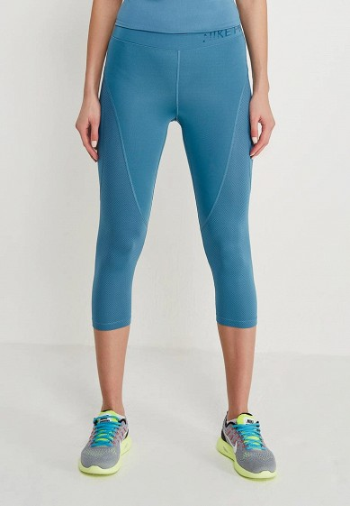 Купить Тайтсы Nike - цвет: синий, Индия, NI464EWAAES8
