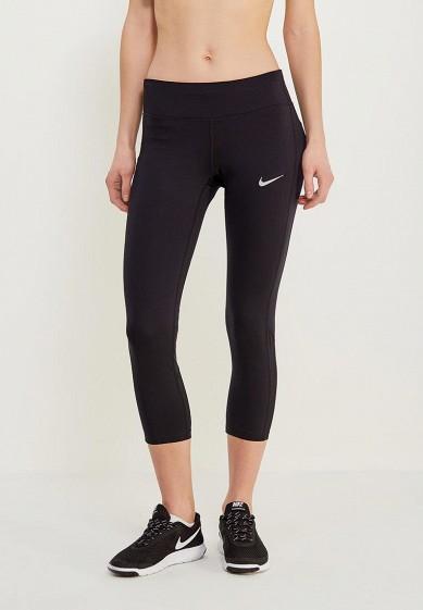 Купить Тайтсы Nike - цвет: черный, Вьетнам, NI464EWAAEW7