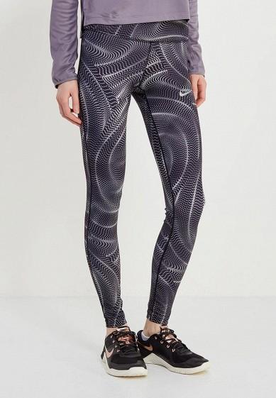 Купить Тайтсы Nike - цвет: серый, Вьетнам, NI464EWAAEX7
