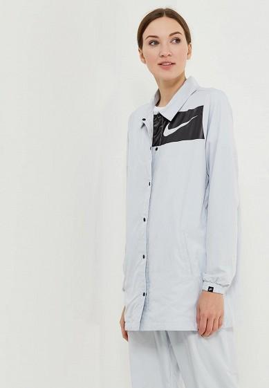 Купить Ветровка Nike - цвет: голубой, Вьетнам, NI464EWAAFB9