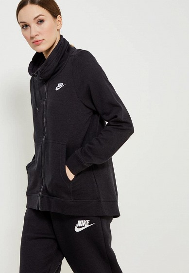Купить Олимпийка Nike - цвет: черный, Пакистан, NI464EWAAFC6