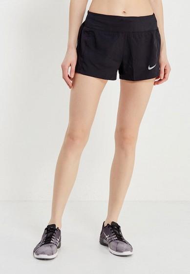 Купить Шорты спортивные Nike - цвет: черный, Малайзия, NI464EWAAFD0