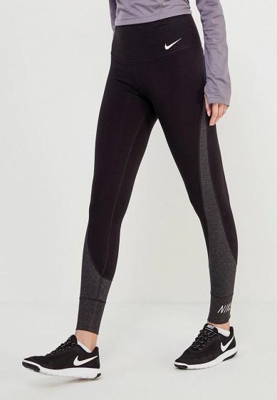 Купить Тайтсы Nike - цвет: черный, Индия, NI464EWAAFE2