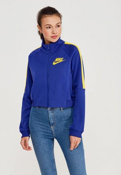 Купить Олимпийка Nike - цвет: синий, Китай, NI464EWAAFH9