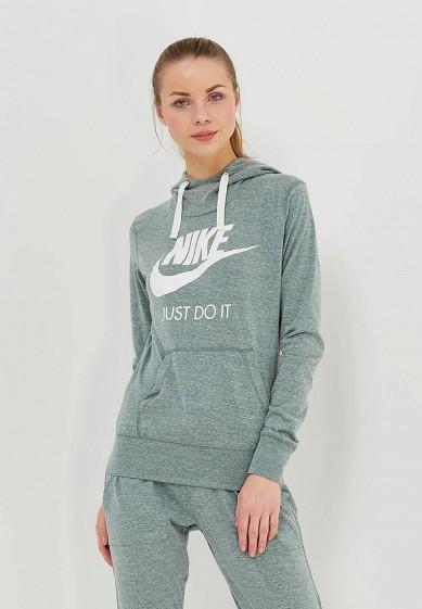 Купить Худи Nike - цвет: зеленый, Камбоджа, NI464EWAAFI1