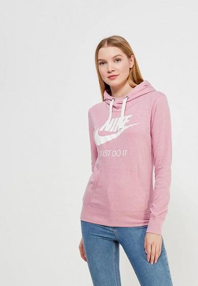 Купить Худи Nike - цвет: розовый, Камбоджа, NI464EWAAFI2