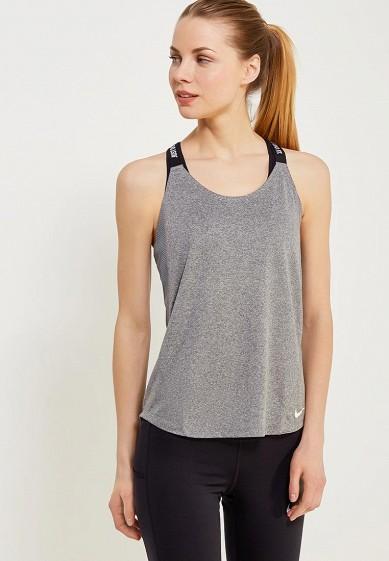 Купить Майка спортивная Nike - цвет: серый Таиланд NI464EWAAFJ1