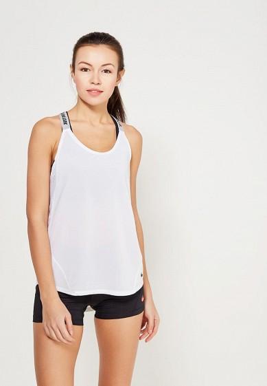 Купить Майка спортивная Nike - цвет: белый Таиланд NI464EWAAFJ2