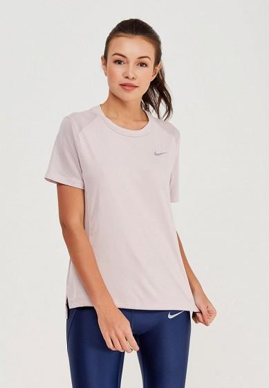 Купить Футболка спортивная Nike - цвет: розовый Шри-Ланка NI464EWAAGE6