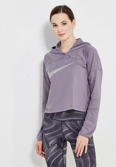 Купить Худи Nike - цвет: серый, Камбоджа, NI464EWAAGE9
