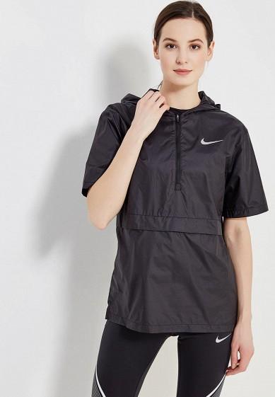 Купить Ветровка Nike - цвет: черный, Вьетнам, NI464EWAAGG5