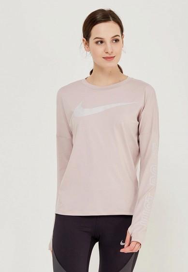 Купить Лонгслив спортивный Nike - цвет: розовый, Шри-Ланка, NI464EWAAGY2