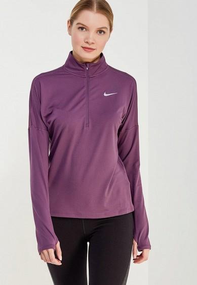 Купить Лонгслив спортивный Nike - цвет: фиолетовый, Шри-Ланка, NI464EWAAHA6