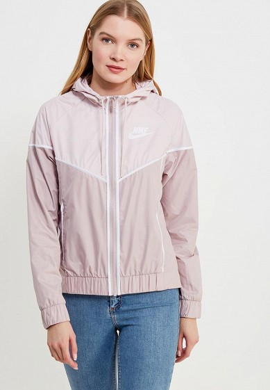 Купить Ветровка Nike - цвет: розовый, Вьетнам, NI464EWAAHB2