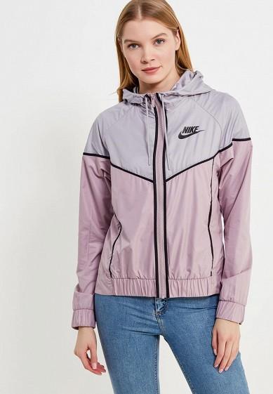 Купить Ветровка Nike - цвет: розовый, Вьетнам, NI464EWAAHB3