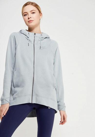 Купить Толстовка Nike - цвет: серый, Камбоджа, NI464EWAAHB9