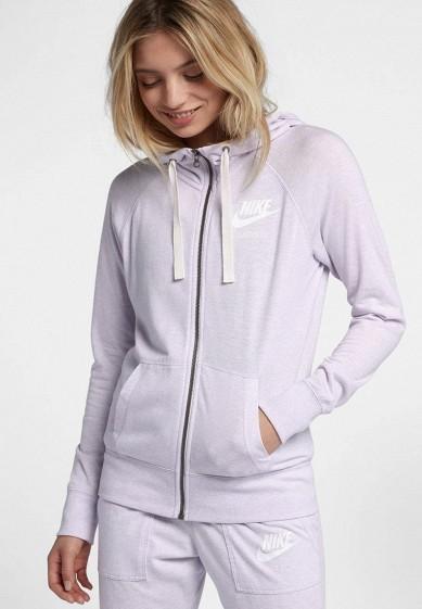 Купить Толстовка Nike - цвет: фиолетовый, Камбоджа, NI464EWBBKF2
