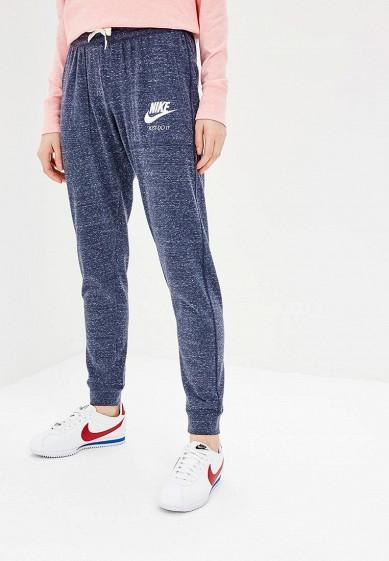 Купить Брюки спортивные Nike - цвет: синий, Камбоджа, NI464EWBBKF4