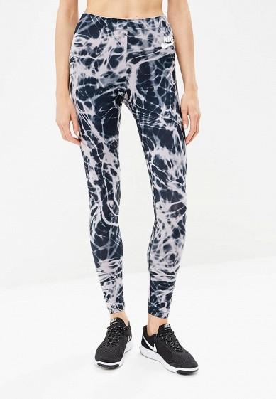Купить Тайтсы Nike - цвет: серый, Вьетнам, NI464EWBBKR2