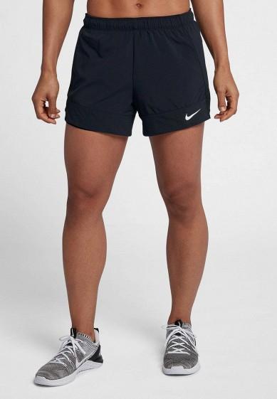 Купить Шорты спортивные Nike - цвет: черный, Вьетнам, NI464EWBBKS5