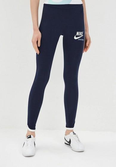 Купить Леггинсы Nike - цвет: синий, Камбоджа, NI464EWBBKU1