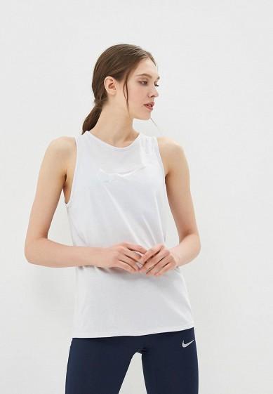 Купить Майка спортивная Nike - цвет: серый, Камбоджа, NI464EWBBLG6